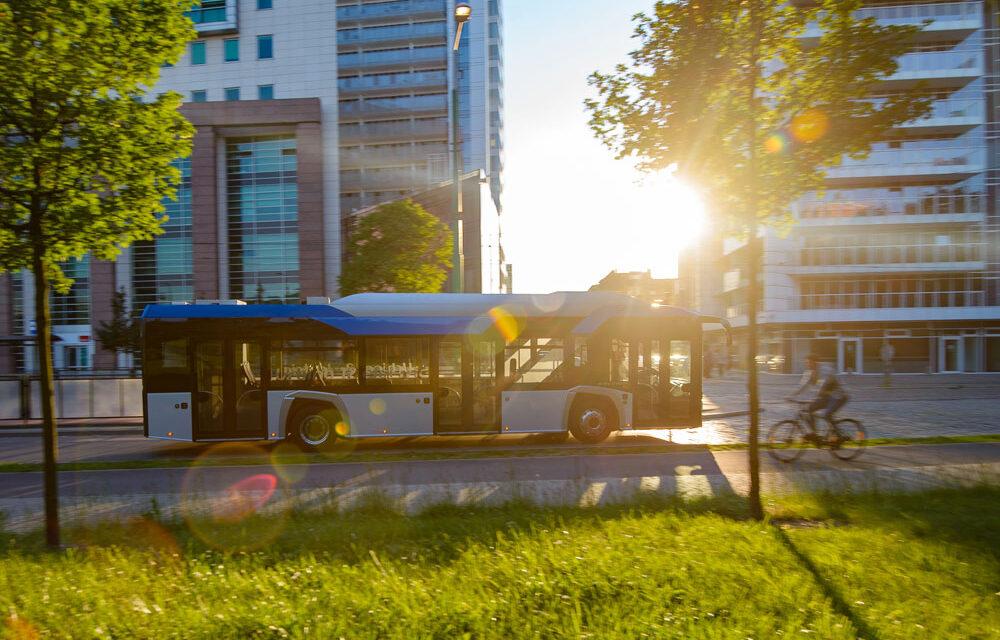 Solaris se adjudica 100 autobuses eléctricos para Milán