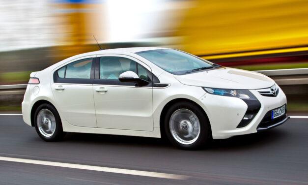 Feliz cumpleaños Ampera: 10 años coche eléctrico pionero de Opel