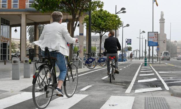 La OCU sitúa a los ciclistas valencianos como los más satisfechos con su infraestructura ciclista
