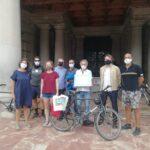 Reconocimiento a València en Bici – Acció Ecologista Agró por su labor en la promoción de la cultura ciclista