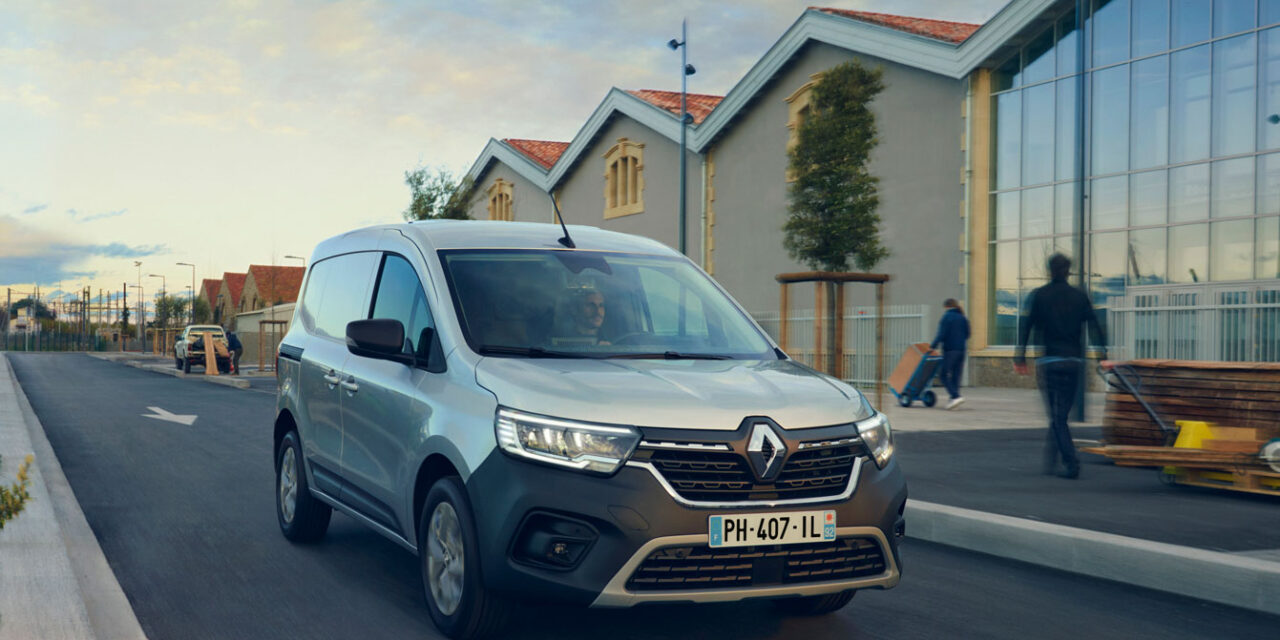 Llega la nueva Renault Kangoo para revolucionar el segmento de las furgonetas