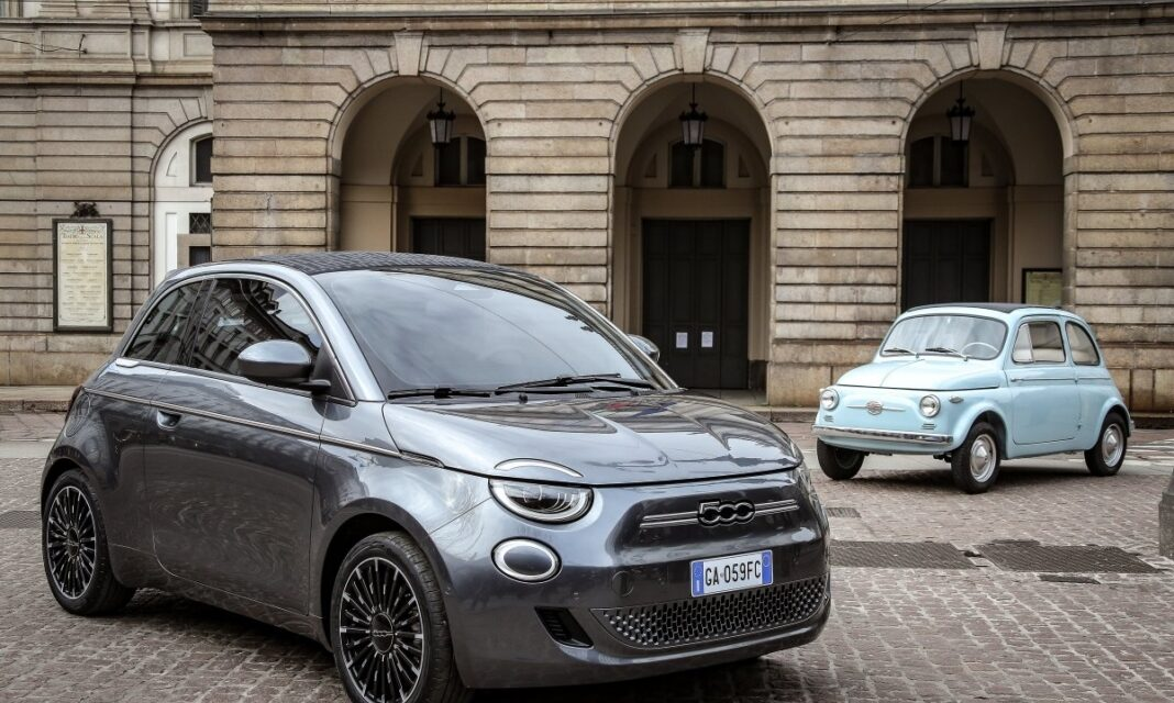 Fiat 500, su nueva y tercera generación solo eléctrica ya tiene precios