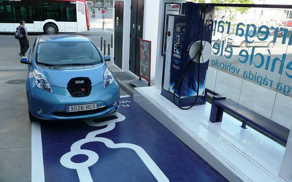 Las matriculaciones de vehículos eléctricos sube un 43% en enero