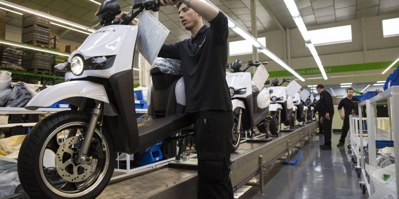 El fabricante de motos eléctricas Silence triplicó su facturación en 2018