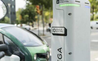 Barcelona permitirá más de 660 puntos de recarga de vehículos eléctricos