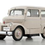 Tama Electric, el primer coche eléctrico de Nissan