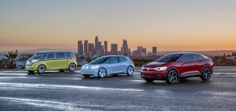Volkswagen venderá este año en España 50 % más de electrificados que en 2020
