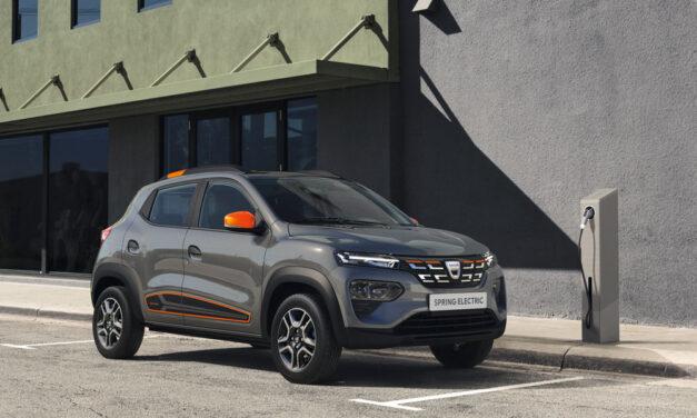 Nuevo Dacia Spring Electric, la alternativa eléctrica asequible para la ciudad