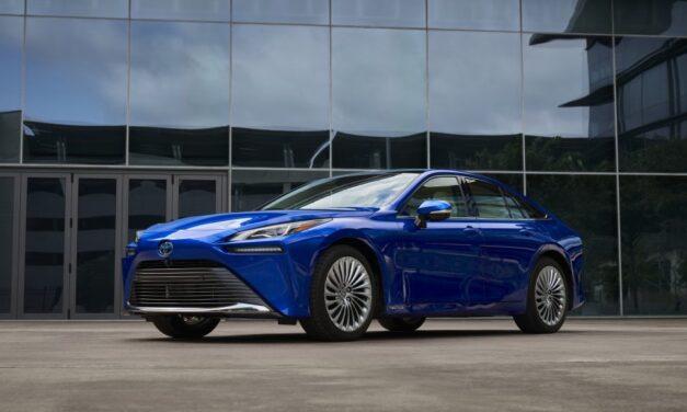 Toyota Mirai, puerta de entrada a la sociedad del hidrógeno