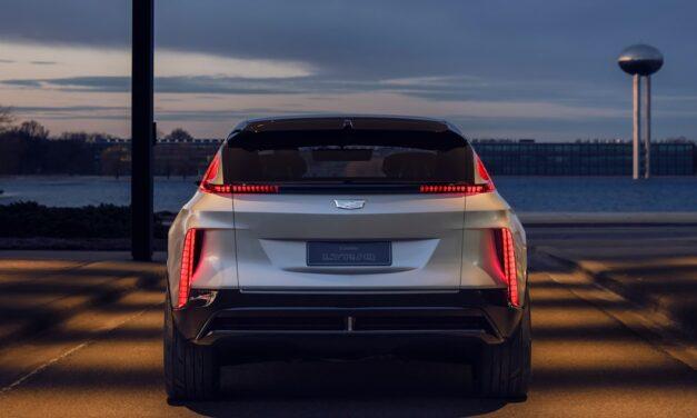 Lyriq, el primer vehículo eléctrico de Cadillac, llegará en 2022