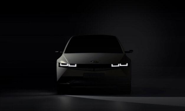 El eléctrico Ioniq 5 llegará en el primer semestre con autonomía de 480 km