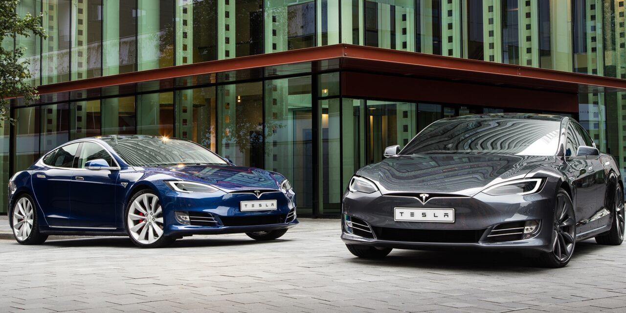Tesla produjo más de medio millón de vehículos en 2020, un 40% más