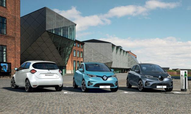 Llega el tercer restyling del Renault ZOE con más potencia y autonomía