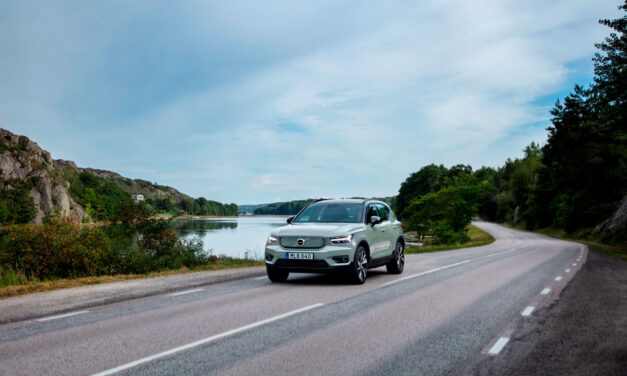 Volvo XC40 Recharge: el matagigantes 100 % eléctrico