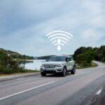 Volvo realiza la primer actualización de software inalámbrica del XC40 Recharge