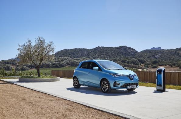 Renault lidera las ventas de vehículos eléctricos en Europa