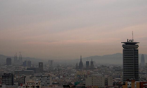 La polución en España alcanza en 2020 su nivel más bajo en la última década