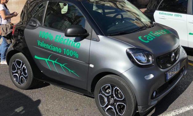 CarGreen establecerá un proyecto piloto de 'carsharing' eléctrico en València