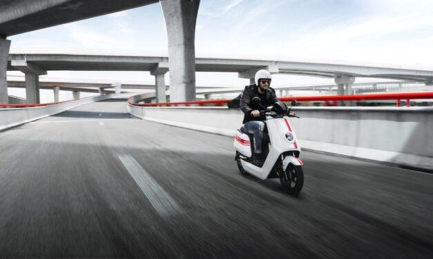 NIU lidera las ventas de motos eléctricas en el mes de abril