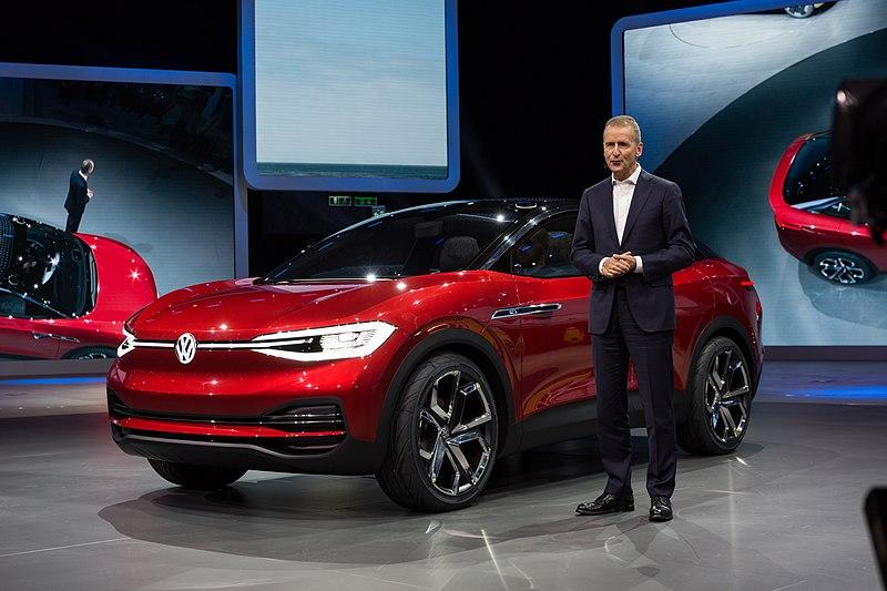 Volkswagen anuncia planes millonarios para coches eléctricos y autónomos