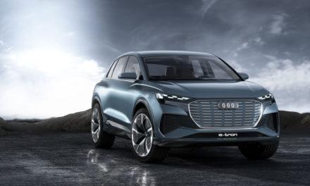 Audi presenta su futuro SUV eléctrico compacto con tracción integral 'quattro'
