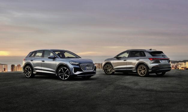 Audi presenta su nuevo eléctrico Q4 e-tron con un precio de partida de 44.460 euros
