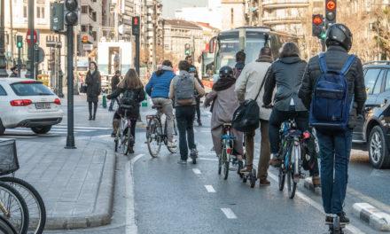 València presenta el primer informe sobre el uso de la bici en 2019