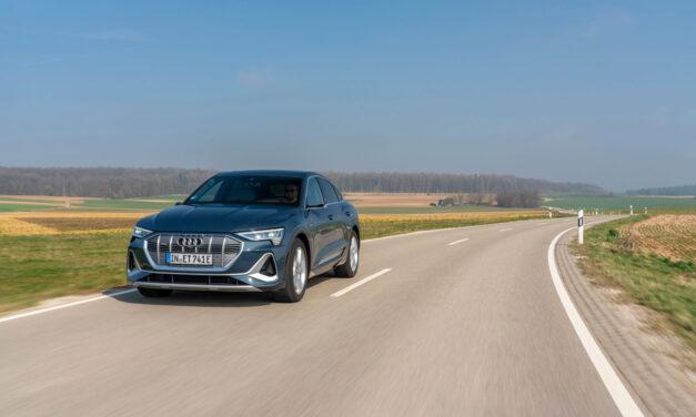 Audi e-tron Sportback: deportividad eléctrica y tecnología de alto nivel