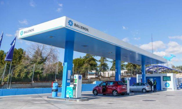 Endesa instalará 106 puntos de recarga en estaciones de servicio de Ballenoil