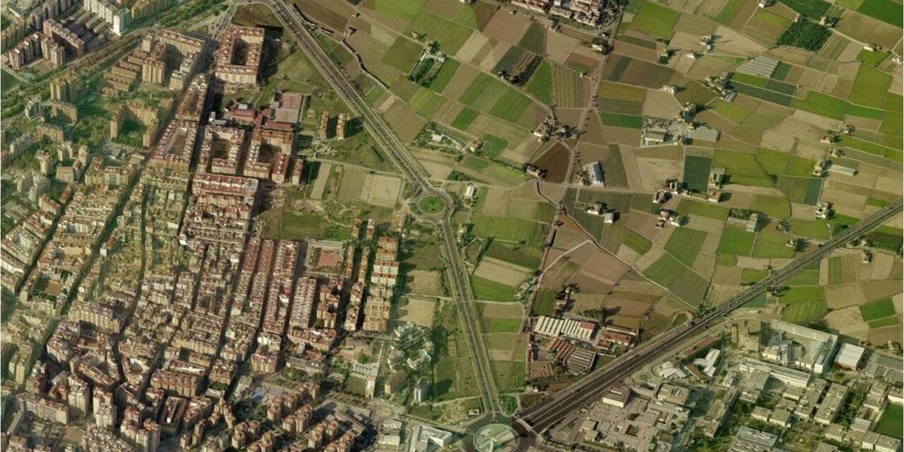 València estudiará el soterramiento de la Ronda Norte en Benimaclet propuesto por los vecinos