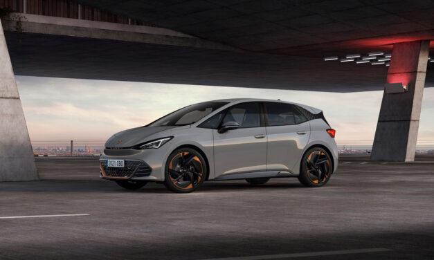 El Cupra Born llegará a final de año con autonomías de 540 km y hasta 231 CV
