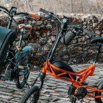 Trilix, una nueva e-Bike plegable y eléctrica