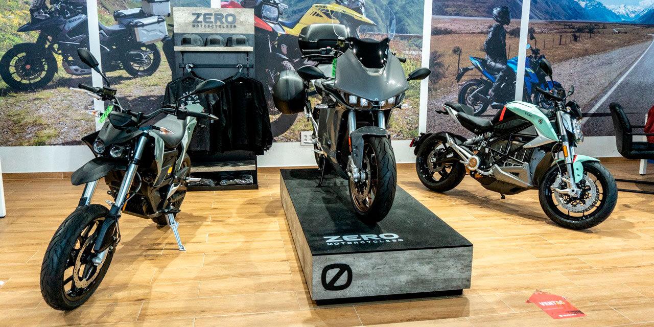 La firma de motos eléctricas Zero consolida su red comercial en España