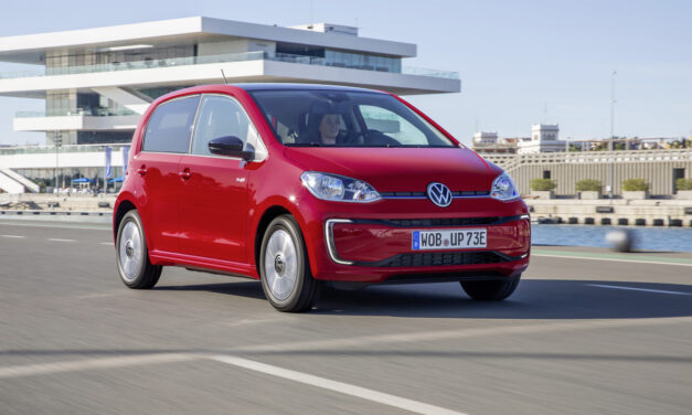 Volkswagen e-Up! Style: cuando menos es más