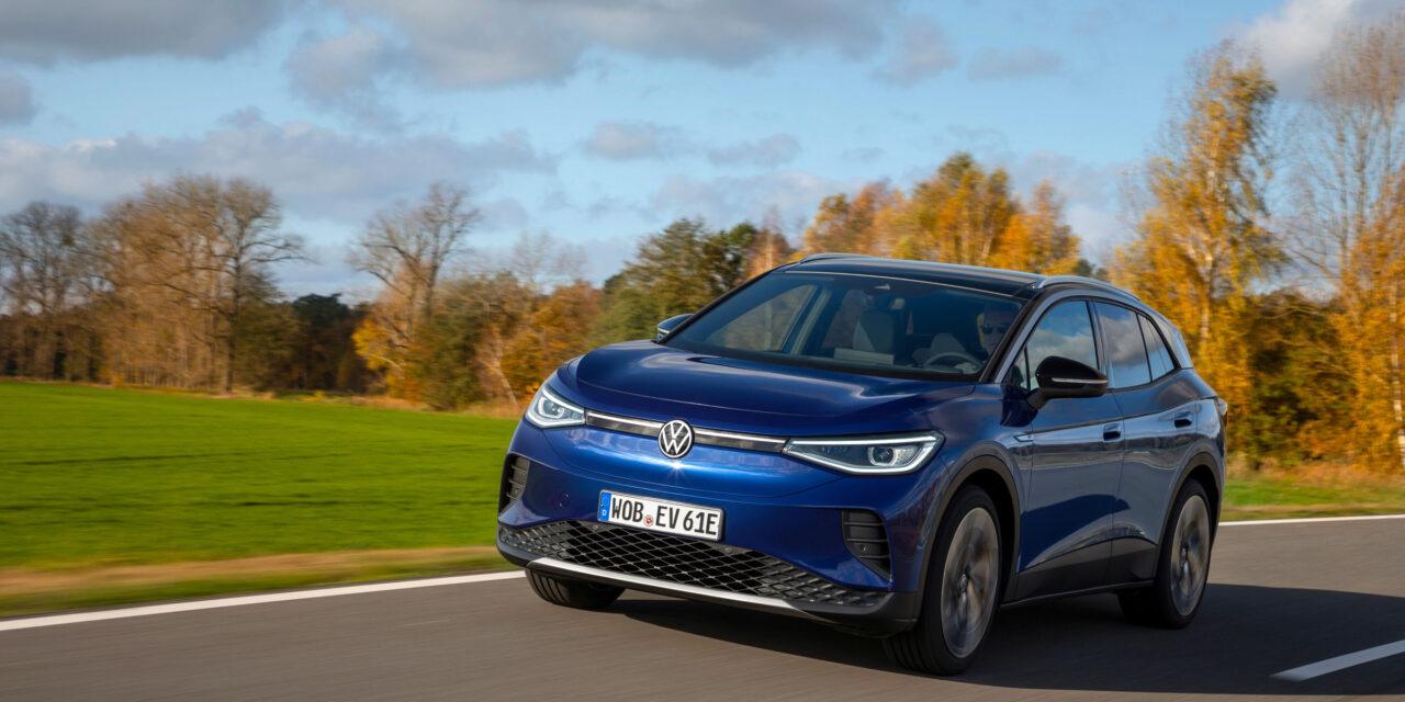 La versión GTX, la más potente del eléctrico ID.4 de Volkswagen, llegará a finales de año