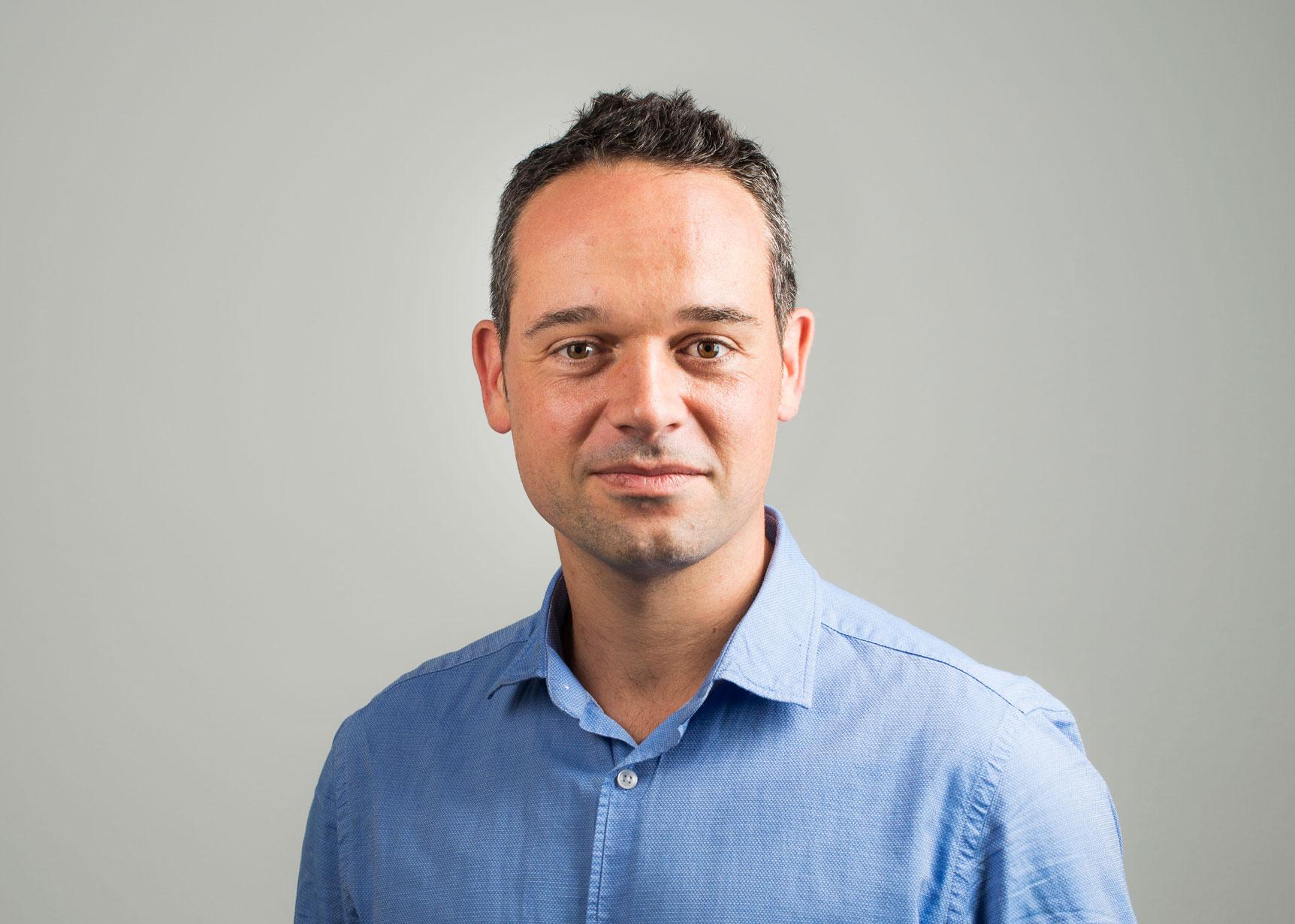 Damián Martín, director de Movilidad Eléctrica y del área B2B de Cooltra