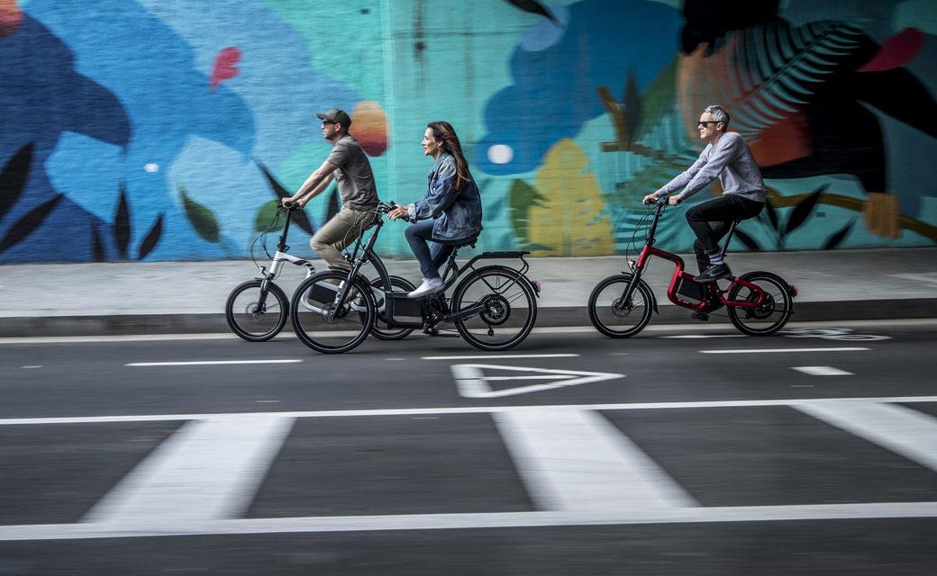 Las bicis eléctricas Kymco E-Bike celebran su primer año con descuentos