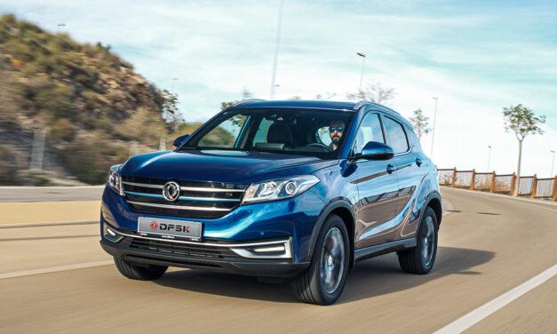 DFSK Seres 3, el primer SUV 100% eléctrico chino llega a España