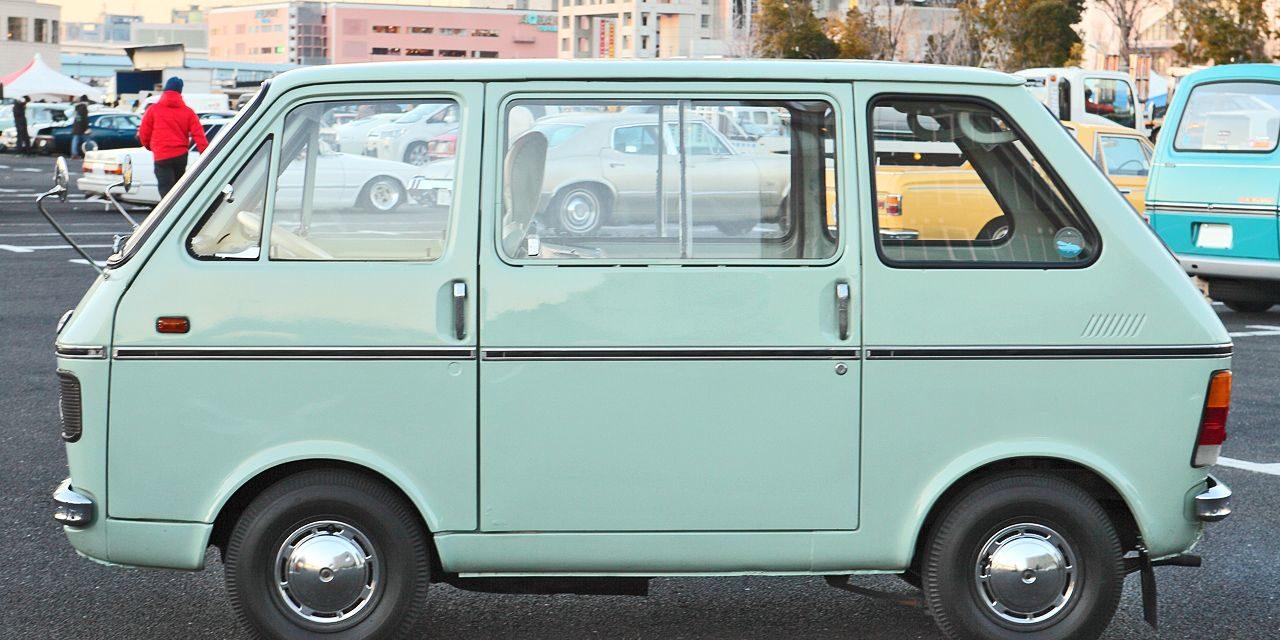 50 años del primer (y encantador) coche eléctrico de Suzuki