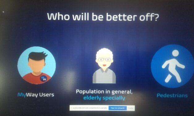 'My Way', una App de gestión de billetes del transporte público, gana el concurso Ford Smart Mobility Challenge