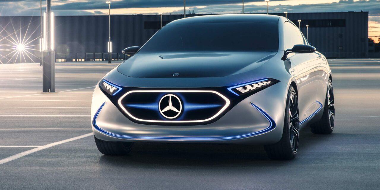 Mercedes acelera su electrificación con seis nuevos modelos EQ para 2022