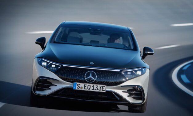 EQS, el eléctrico de lujo de Mercedes-Benz con autonomía de hasta 770 km
