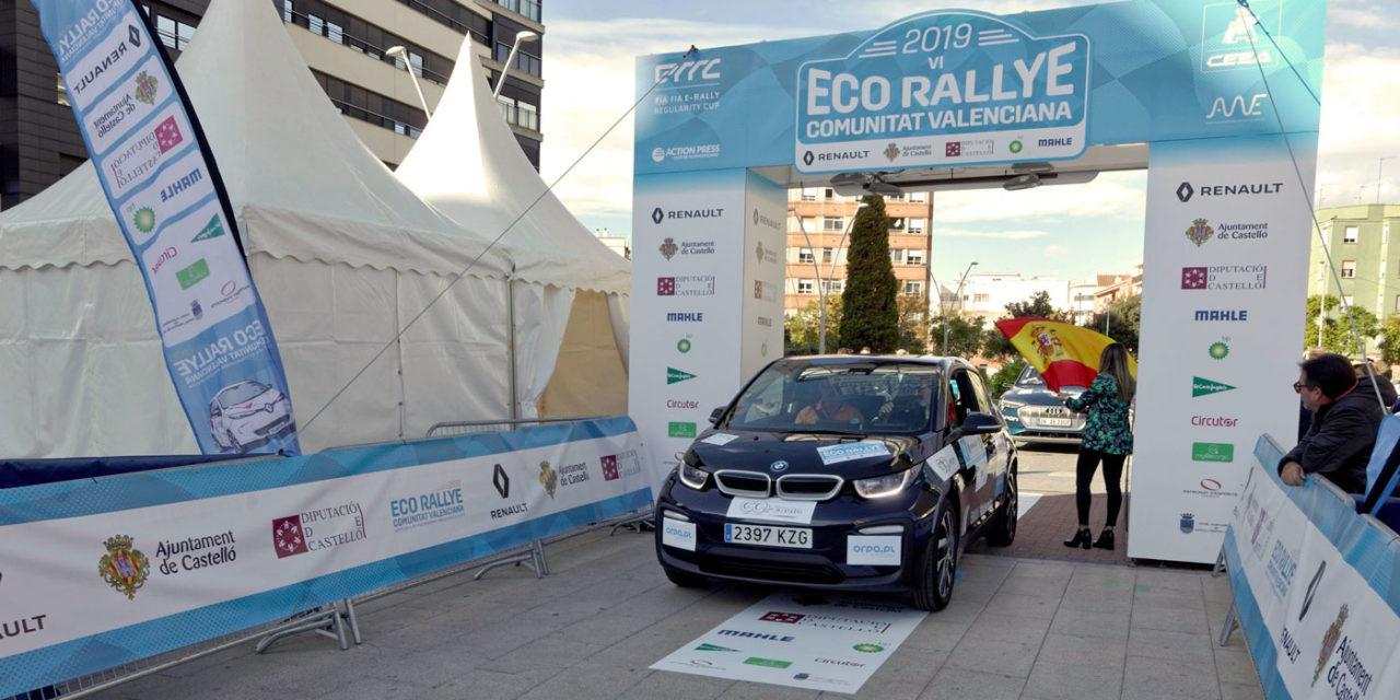 El Comité Organizador del Eco Rallye de la Comunitat Valenciana aplaza la celebración de su séptima edición