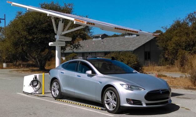 Nueva York instala 50 nuevas estaciones de recarga solar