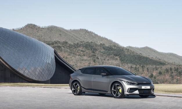 Así es el nuevo crossover eléctrico de Kia, el EV6, a la venta desde 42.200 euros