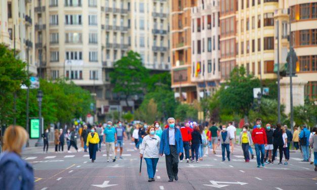 Pla Respira, un paso en la humanización del centro de València