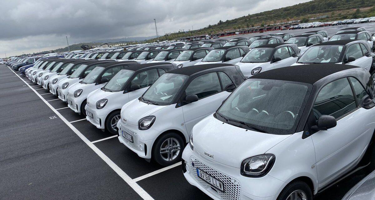 El primer operador de coche compartido 100% eléctrico ya funciona en València