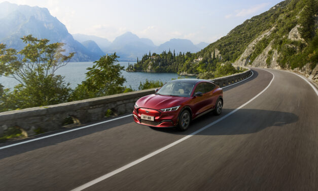 Ford Mustang Mach-e: la emoción de lo eléctrico