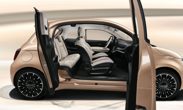 Fiat 500+1, la carrocería más versátil del nuevo 500 eléctrico