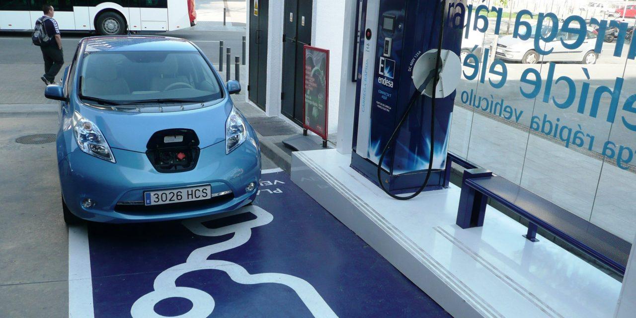 Las ventas de vehículos eléctricos suben un 61% en 2018